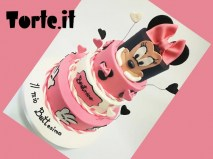 Minnie Party Cake