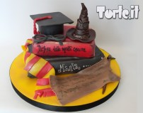 Libri Harry Potter - Laurea